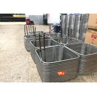Buy cheap Chiller Water Cooled Heat Exchanger Evaporator Coil For Carrier Air Conditioner from wholesalers