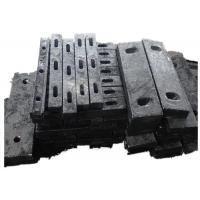 Buy cheap Wear - Resistant Toggle Plate In Jaw Crusher Liner Plate, Metso / Barmac Crusher Parts from wholesalers