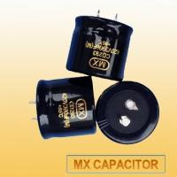 Buy cheap Capacitor 10V 33000uF,10V 33000MFD Capacitor Snap in,Aluminum Electrolytic Capacitor from wholesalers