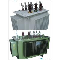 Buy cheap Overload Step Up And Down Transformer 10 KV - 125 KVA Anti Lightning Impulse from wholesalers