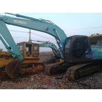 Buy cheap Used Kobelco Excavator SK200 1.0 Cbm Capacity , 2nd Hand Excavators from wholesalers