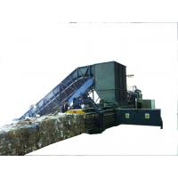 Buy cheap China waste paper Baler machine supplier from wholesalers