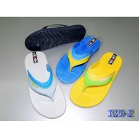 Buy cheap EVA PVCPlastic jelly fashion slippers. from wholesalers