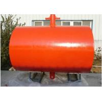 Buy cheap Dia 2100 X Length 2750 Yellow Steel Mooring Pontoon For Mooring The Ship from wholesalers