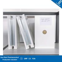 Buy cheap High Strength Clean Room Panels / Rockwool Sandwich Panel Excellent Impact Resistance from wholesalers