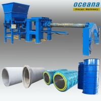Buy cheap concrete pipe forming machine for sale good quality from wholesalers