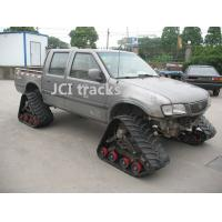 Buy cheap Pick up truck rubber track conversion systems from wholesalers