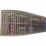 Buy cheap Commercial Polycarbonate Aluminum Pc Transparent Slat Accordion Folding Sliding Security Shutter Roller Doors from wholesalers