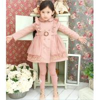 Buy cheap Long cotton dust coat children clothing,winter baby clothing coat from wholesalers
