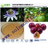 Buy cheap With 3% Flavones Brown powder UV Passion Flower Extract -Passiflora incarnata L. from wholesalers