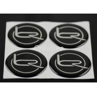Buy cheap Custom 3D Domed Stickers Personalized Round Sticker Labels product