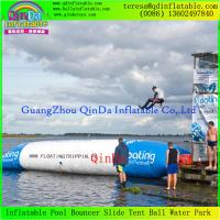 Buy cheap Free Shipping And Crazy Price!!! High Quality Water Games Inflatable Blob Water Toy Sale from wholesalers