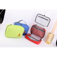 Buy cheap Fashion Hanging Toiletry Kit in Blue Polyester from wholesalers