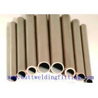 Buy cheap Hastelloy C276 copper nickel alloy seamless pipe from wholesalers