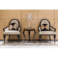 Buy cheap Victorian Chair Decorative Chairs Gilt Furniture Coffe Shop Tables And Chairs TI-005A from wholesalers