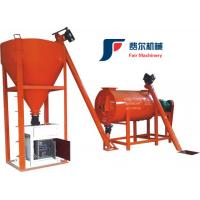 Buy cheap Automatic Adhesive Wall Putty Manufacturing Plant , Dry Mortar Mixer Machine from wholesalers