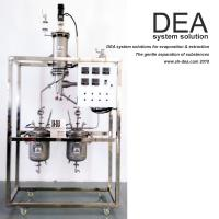 Buy cheap Oil Commercial Steam Distillation Equipment Wiped Filming System 220V 60HZ from wholesalers