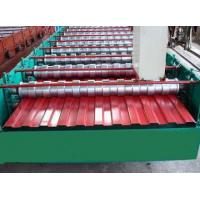Buy cheap YX14-75-825/900 wall tile roll forming machine from wholesalers