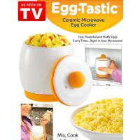 Buy cheap ceramice microwave egg cooker  Egg-Tastic from wholesalers