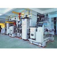 Buy cheap Custom Fabric Hot extrusion lamination coating machine For Fabric Foil Coating from wholesalers