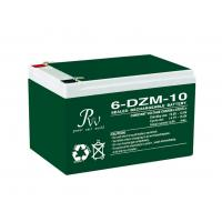 Buy cheap 10Ah 20Hr Electric Bike Battery 12 volts Rechargeable lead acid battery 6-DZM-10 from wholesalers