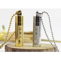 Buy cheap Driving Out Evil Buddhist Protection Necklace , Buddhist Inspired Jewelry 11mm Diameter product