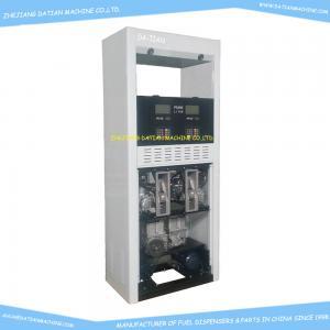 Buy cheap 4 nozzles fuel dispensing pumps product