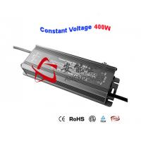 Buy cheap 400W 24V Outdoor Constant Voltage Led Driver 12v Power Supply For Led Strip Lights from wholesalers