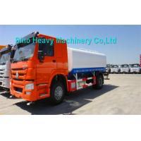 Buy cheap White Water Tanker Truck 15000L product