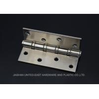 Buy cheap Mechanical Bearing Flat Butt Hinge Detachable Adjustable For Wooden Gate Door from wholesalers