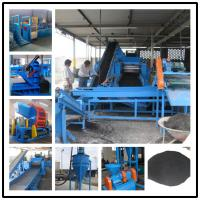 Buy cheap Pyrolysis Waste Tire Recycling Plant Environmental For AG Tyre from wholesalers