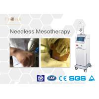 Buy cheap No Surgery Needle Free Mesotherapy Equipment For Skin Dermis CE Certification from wholesalers