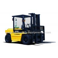 Buy cheap Air Over Oil Brakes Industrial Forklift Truck 2230mm Wheelbase 6000Kg Rated Loading from wholesalers