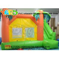 Buy cheap Indoor Or Outdoor Commercial Inflatable Castle Bouncer With Puncture-proof from wholesalers