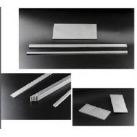 Buy cheap Carbide Flats Tungsten carbide flats bars strips length 300mm from wholesalers