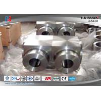 Buy cheap Custom Stainless Steel Forging Chemical Engineering Welding Tee Joint Pipe from wholesalers
