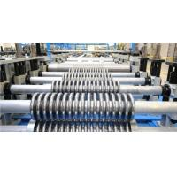 Buy cheap 8 -12 m/Min Continuous Polyurethane Sandwich Panel Production Line For Roof / Wall Panel from wholesalers