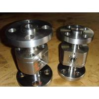 Buy cheap Inconel Alloy 625 (UNS N06625, 2.4856)Forged Forging Valve Balls Bonnets Body Bodies Stems Case Seat Rings Cores Parts from wholesalers