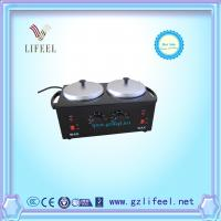 Buy cheap Hair Removal Salon Use handheld Double Pot Wax Warmer Heater with Temperature Control from wholesalers