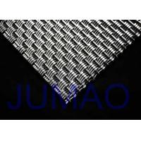 Buy cheap Durable Architectural Metal Fabric Sustainable Material For Elevator Applications from wholesalers