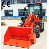Buy cheap Small Mini Excavator with tractor wheel loader buyer product