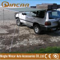 Buy cheap 2.5 x 2.5m 260G or 280G canvas awning 400D polyester sunshade from Nignbo Wincar from wholesalers