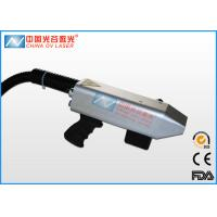 Buy cheap Handheld Laser Rust Removal Machine For Rubber Molds Cleaning from wholesalers