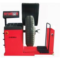 Buy cheap Digital Computer Wheel Balancer Machine / Truck Tyre Balancing Machine 150kg product