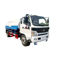 Buy cheap Self Suction Water Sprinkler Truck Carbon Steel Stainless Steel Tank Material from wholesalers