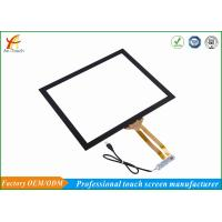 Buy cheap 19 Inch Capacitive Windows Touch Panel , Plug And Play With USB Input product