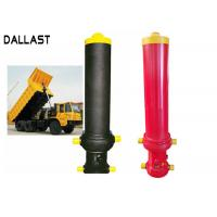 Buy cheap Customized Single Acting Hydraulic Cylinder for Agricultural Dump Truck from wholesalers
