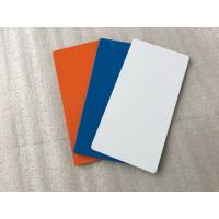Buy cheap Various Colors ACP Sheet Sign Boards Pollutant Resistance Easy To Maintain product