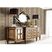 Buy cheap Waterproof Country Dining Room Wallpaper / Contemporary Wall Coverings product