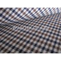 Buy cheap TR Fabric 65% Polyester 35% Rayon Check Item No. WJY5253-2 from wholesalers